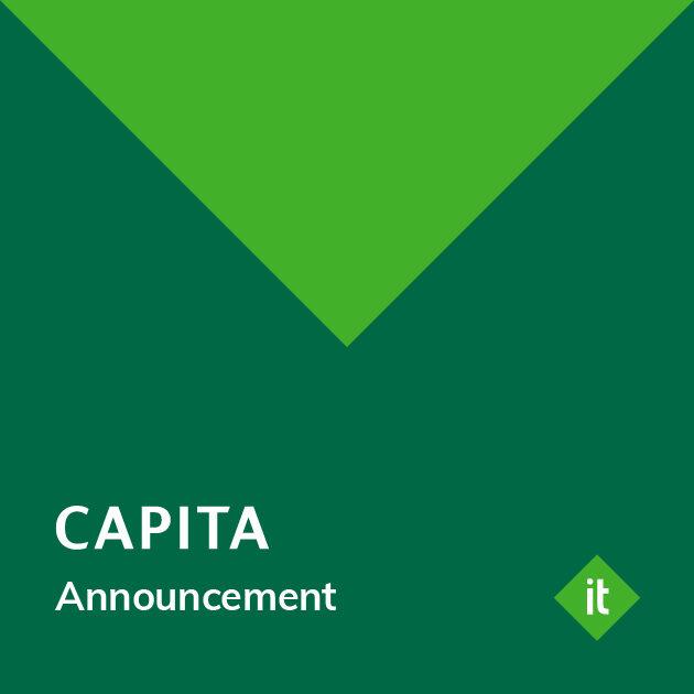 Insidertrack CAPITA Announcements