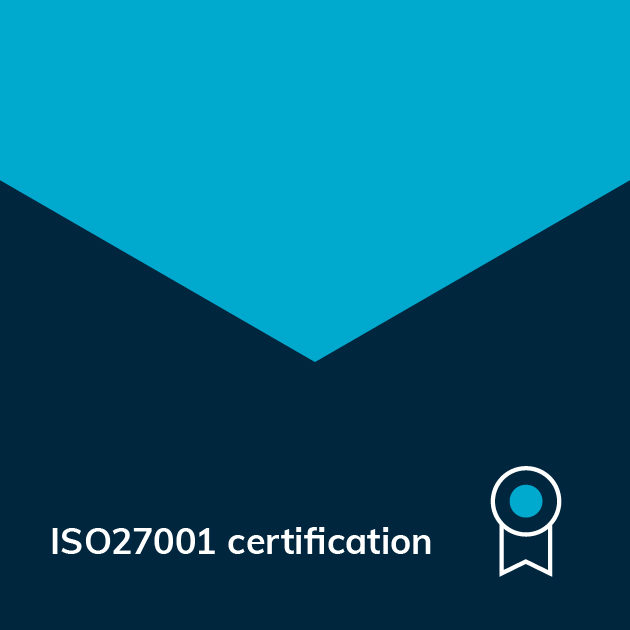 Cytec ISO27001 certification